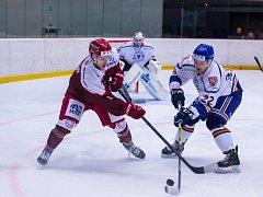 Hokejisté Frýdku-Místku na ledě litoměřických Kalichů vůbec poprvé prohráli.