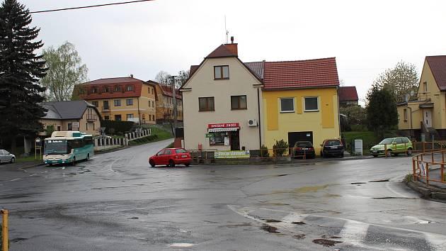 V Krmelíně vznikne kruhový objezd.