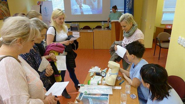 Nemocnice Třinec pořádala jedenáctý ročník Edukačních dnů pro zaměstnance.
