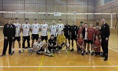 Volejbalisté Black Volley Beskydy.
