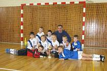 Vítězné družstvo Fotbalu Frýdek-Místek.