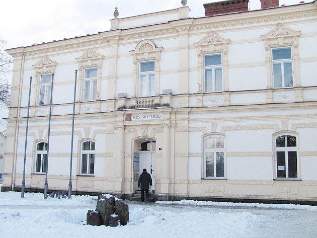 Městský úřad ve Frýdlantu nad Ostravicí. Ilustrační foto.