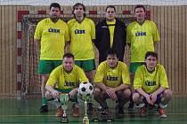 Fotbalisté Lesku potvrdili svou dominanci na halovém turnaji Bajza cup hráčů nad 35 let.