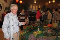 Ve frýdlantském Domě zahrádkářů probíhá až do pondělka prodejní výstava.