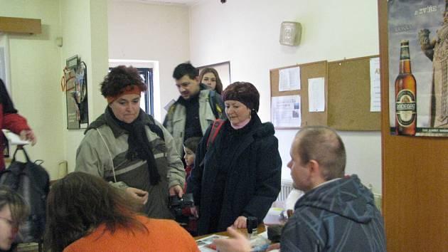 Turistické putování CHKO Pooodří proběhlo v sobotu 21. března, start a cíl byl ve Staré Vsi nad Ondřejnicí.