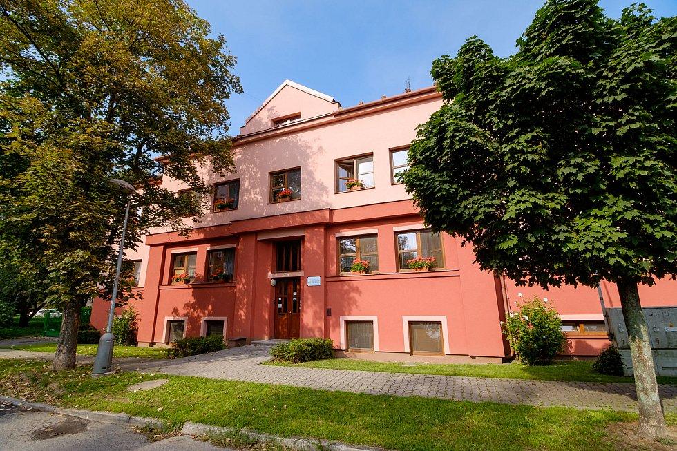 Domov pro seniory Frýdek-Místek.