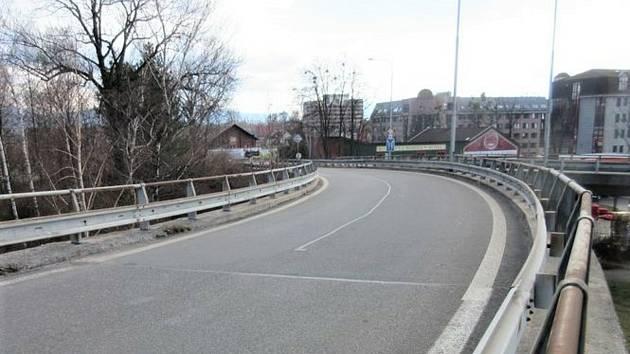 Ve Frýdku-Místku bude v pondělí zahájena oprava sjezdů ze silnice I/48. Foto: archiv ŘSD