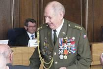 Ve Frýdku-Místku oceněli válečné veterány okresů Frýdek-Místek a Nový Jičín.