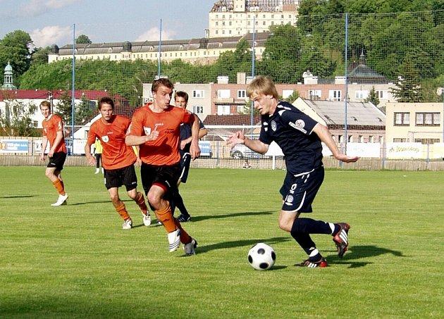 Fotbal Fulnek nestačil ve 27. kole II. ligy na 1– FC Slovácko