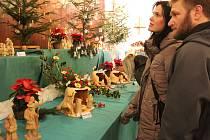 Frýdlantští zahrádkáři uspořádali vánoční výstavu.