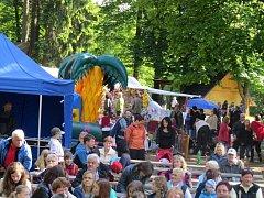 Jablunkov hostil mezinárodní dětský folklorní festival Jackové dětem.