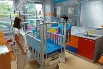 Kapka naděje podpořila Nemocnici Třinec.