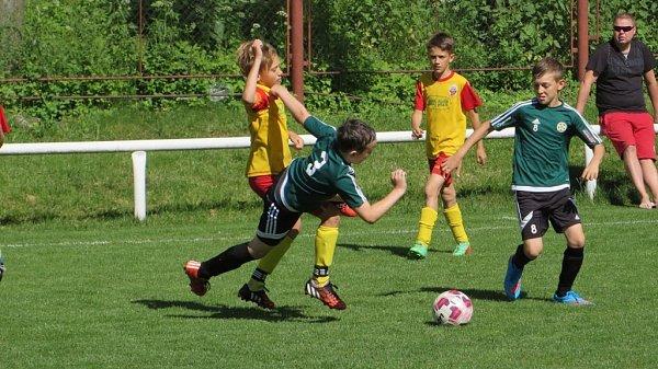 Mládežnický fotbalový turnaj – Hervis Cup.