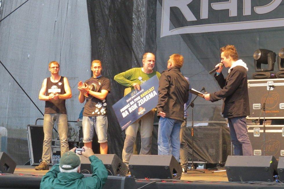 V Nošovicích se v sobotu konal dvanáctý ročník oblíbeného Radegast dne. Nabídl vystoupení řady tuzemských kapel i bohatý doprovodný program.