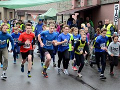 V Hrádku se běželo letos již po třiadvacáté.