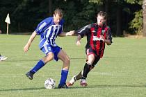 Fotbalisté Oldřichovic jsou po podzimu na druhém místě a ve skvělých výkonech by chtěli pokračovat i na jaře.