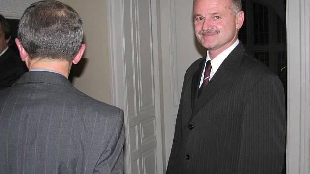 Jablunkovský místostarosta a senátor Petr Gawlas.