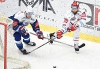 Dietní hokej v Třinci. Kometě stačil gól ze druhé minuty