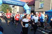 Sobota ve Frýdku-Místku patřila běžcům.