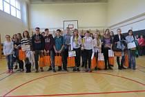 Přibližně padesát žáků různých základních škol z regionu se zúčastnilo středeční Paragrafiády, kterou každoročně hostí Gymnázium a SOŠ v Cihelní ulici.