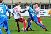 FK Fotbal Třinec – FC Graffin Vlašim 1:2