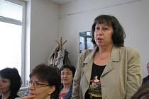 Ředitelka Mateřské školy ve Frýdlantu nad Ostravicí Jindra Hiklová zastupitelům potvrdila, že stavební úpravy ve školce jsou proveditelné.
