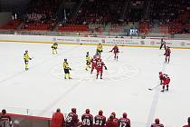 Hokejisté Frýdku-Místku potěšili své fanoušky, když ztracené utkání dokázali nakonec zvrátit a svého soupeře i porazit.