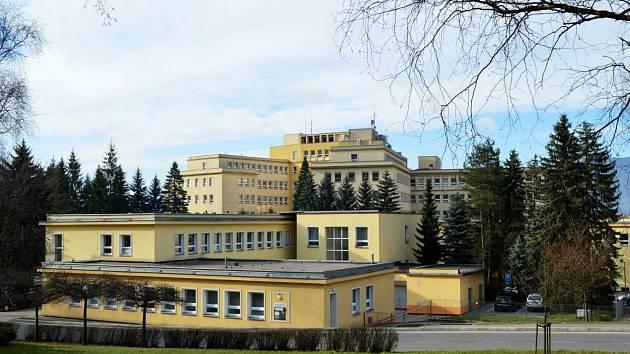 Nemocnice Třinec Sosna