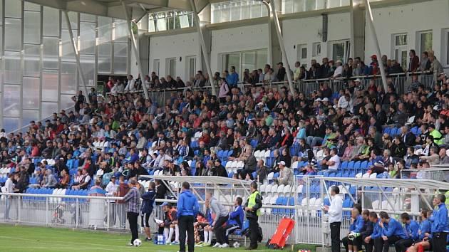 Na pohárové utkání mezi Frýdkem-Místkem a Baníkem Ostrava se očekává několikatisícová návštěva.