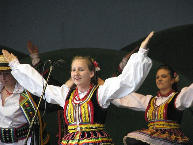 Mezinárodní folklorní setkání Gorolski święto hostil tradičně Jablunkov. V pořadí 63. ročníku akce přálo počasí, do města se během třídenní akce sjely tisíce lidí.