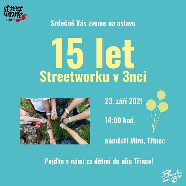 Již 15let přichází terénní pracovníci za dětmi přímo do ulic Třince.