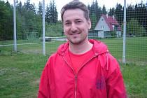 Antonín Šimurda – asistent trenéra SK Návsí.