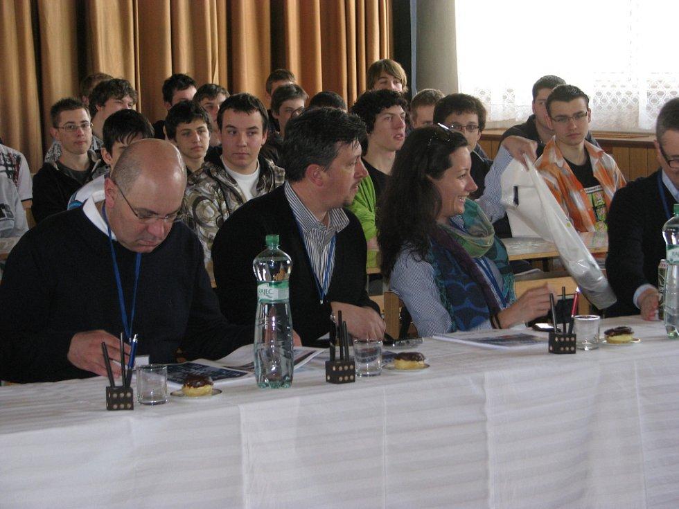 Do Frýdku-Místku přijelo 19 zahraničních expertů na odborné vzdělávání. Spojil je projekt BEST.