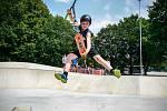 Boskovičtí skateboardisté by rádi, aby tam byly překážky podle moderních trendů. A také aby skatepark mohli využívat jezdci všech úrovní. Ilustrační foto.