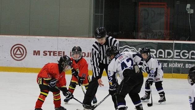 Také ve frýdecko-místecké hale Polárka se koná celorepubliková akce Týden hokeje.
