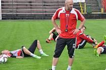 Martin Zbončák se stal hlavním trenérem druholigových fotbalistů Třince.