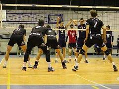 Volejbalistům BV Beskydy chybí k postupu do finále 1. ligy jen jedno vítězství.