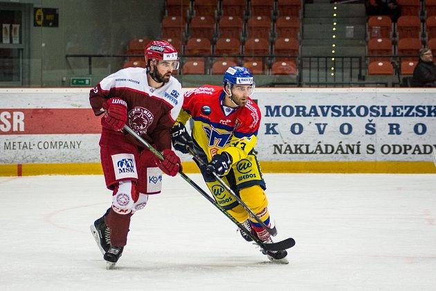 Hokejisté Frýdku-Místku na svém ledě ještě ve WSM lize s Českými Budějovicemi neprohráli.