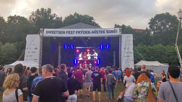 Sweetsen Fest 2017
