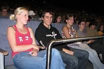 Návštěvníci třineckého kina se dočkali modernizace sálu i nových sedadel. Na digitální obraz si ještě počkají. Ilustrační snímek.
