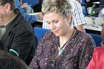 Třineckou městskou radu doplnila Regina Szpyrcová.