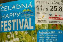 Pořadatelé jsou s návštěvností Happy festivalu spokojeni.