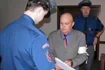 Ivo Dostal u frýdecko-místeckého soudu.