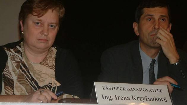 Irena Krzyžánková z ŘSD Ostrava považuje stavbu mimoúrovňové křižovatky u Hnojníku za nereálnou.