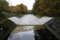 Část umělého přivaděče do Žermanické přehrady má za sebou stavební úpravy.