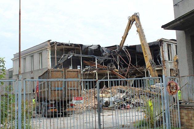 Ve Frýdku-Místku začala revitalizace areálu Slezanu ve Frýdlantské ulici.