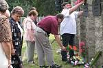 V Lískovci uctili památku pěti nevinně popravených mužů.