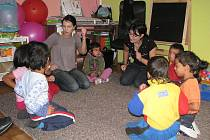 Cílem centra Pramínek je zlepšení životní úrovně rodiny a zvýšení sociálních dovedností. Podporovat a aktivně zapojit rodiče k přípravě dítěte  do školy, samostatně zvládat běžné záležitosti spojené s vedením a chodem domácnosti.