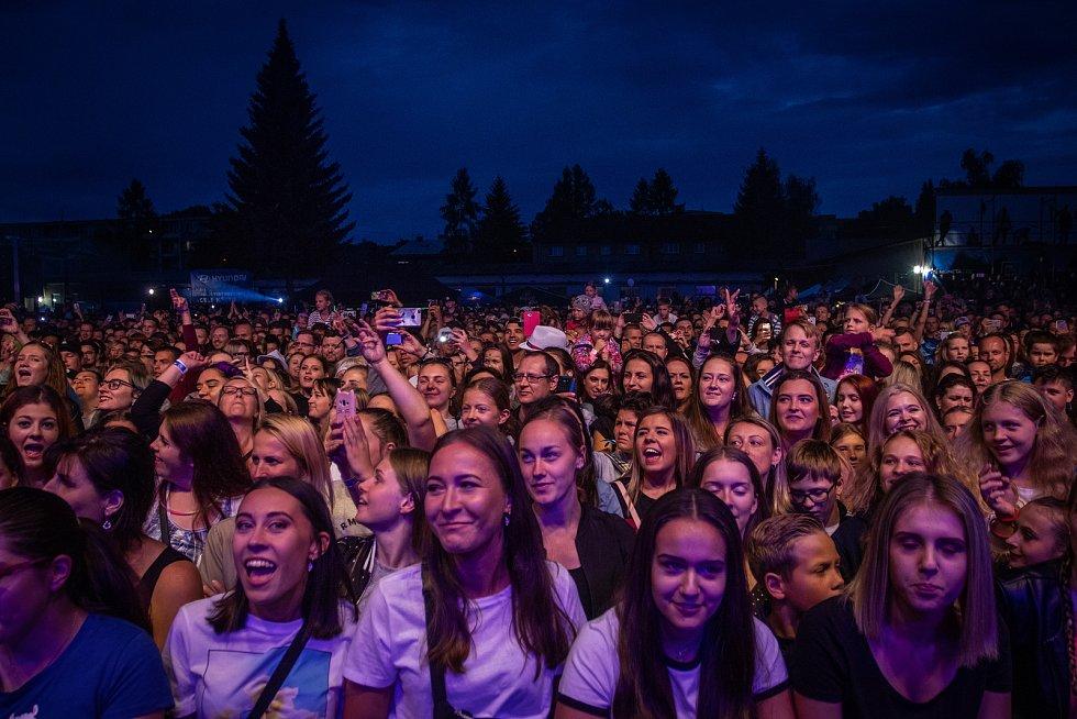 Festival FM City Fest, 12. července 2019 ve Frýdku-Místku.