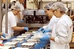 Zde se vyrábí medové dorty ve Frýdku-Místku.
